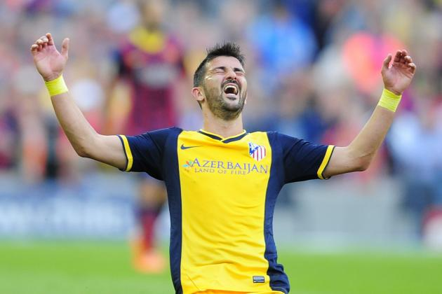 David Villa Will Play for Melbourne City Prior to MLS Season