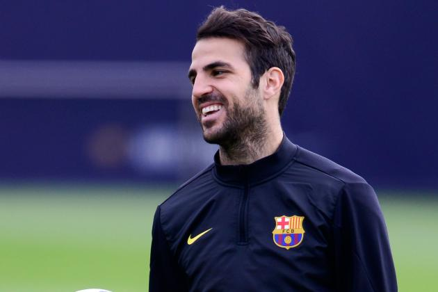 Arsenal Transfers News: Latest on Cesc Fabregas, Aymeric Laporte and More