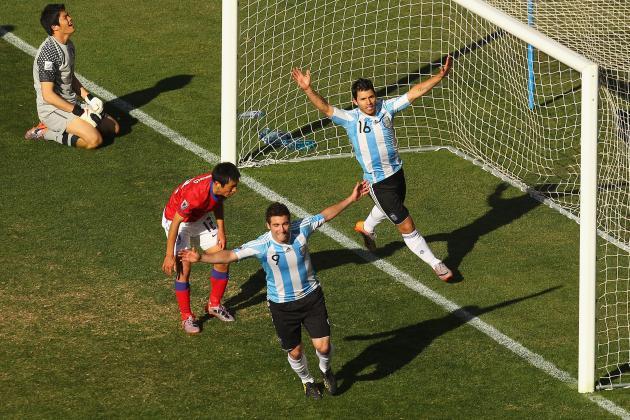 Barcelona Transfer Rumours: Gonzalo Higuain a Target If Sergio Aguero Bid Fails