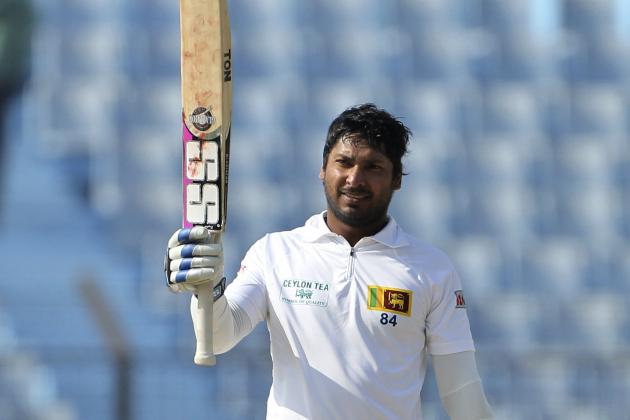 Kumar Sangakkara: Sri Lanka Star Is One of the Best Batsmen Still Playing