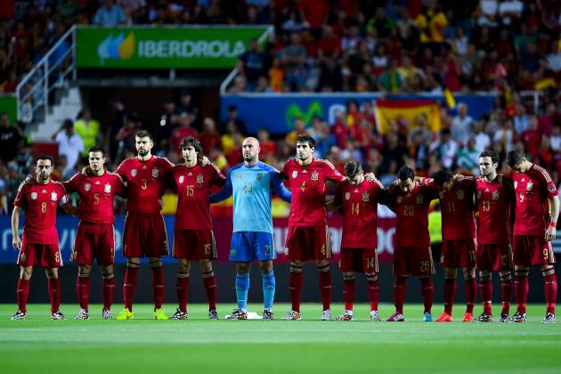 El Salvador vs. Spain: Date, Time, Live Stream, TV Info and Preview
