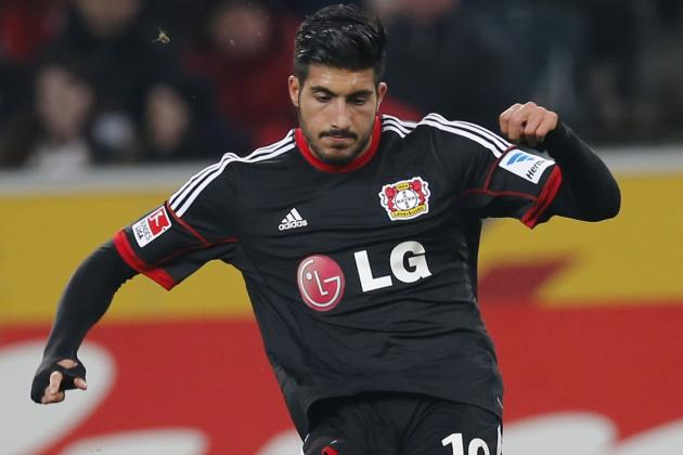 How Emre Can Fits Liverpool Team for Premier and Champions League Next Season