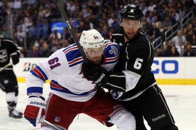 Stanley Cup 2014: Updated Schedule, Odds and Picks for Rangers vs. Kings