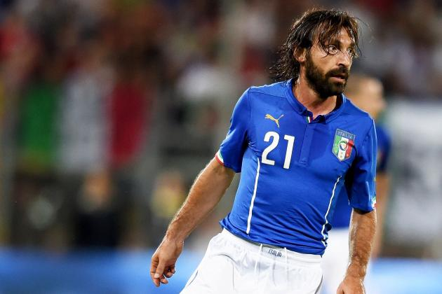 Andrea Pirlo Still Holds the Key to Italy's World Cup Chances