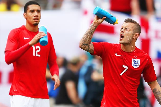 European Players Use Science to Combat World Cup Heat