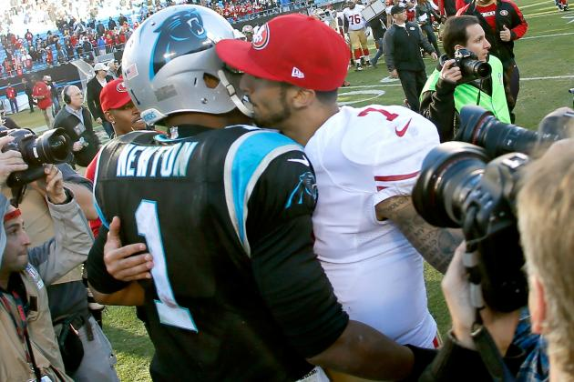What Kaepernick's Contract Means for Newton, Panthers