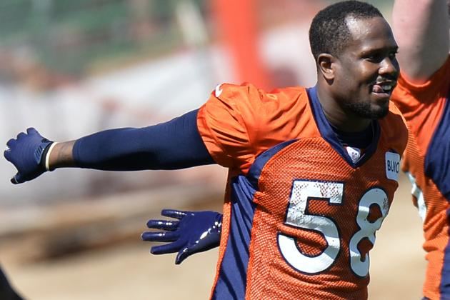 Von Miller: 'I'm in a Great Spot in My Life'