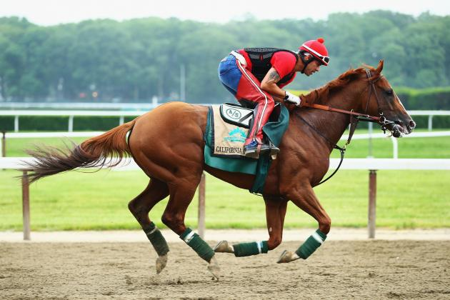 Belmont Stakes 2014: Post Time, Post Positions and Full TV Coverage Info