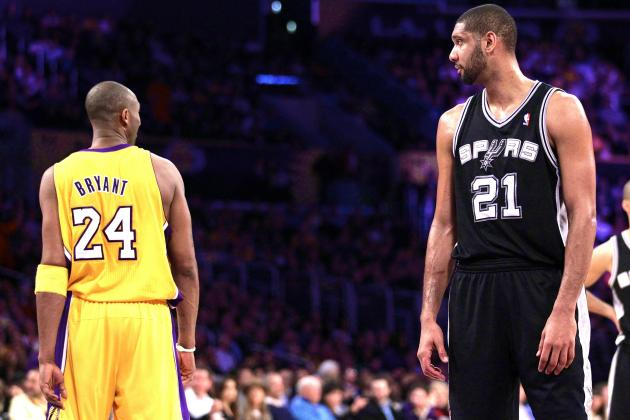 Lakers Insider: Rivalry with LA Serves as Backdrop for Spurs in NBA Finals
