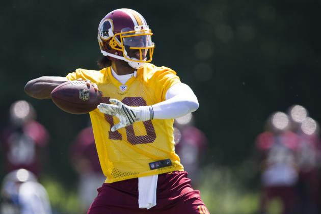 Look for RGIII to Rebound in a Big Way