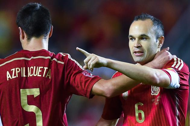 World Cup 2014 Prize Money: Spain's Potential Payout Reportedly Revealed