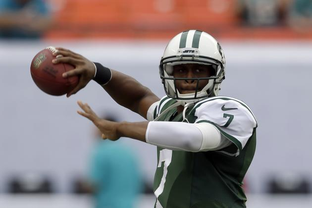 What We Learned from Jets QB Geno Smith's 2013 Season