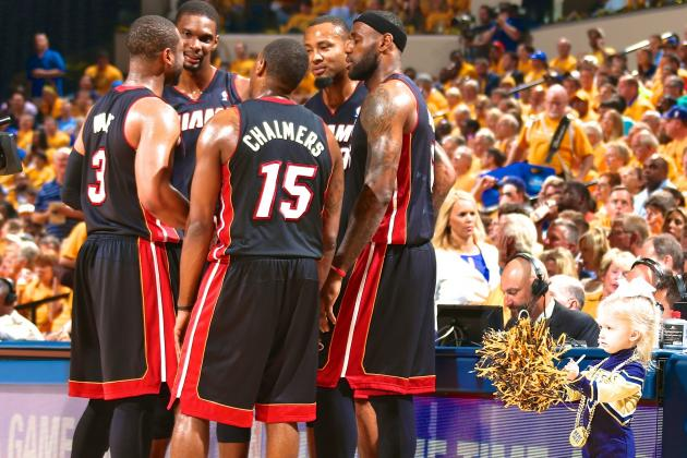 What's at Stake for Miami Heat in NBA Finals?