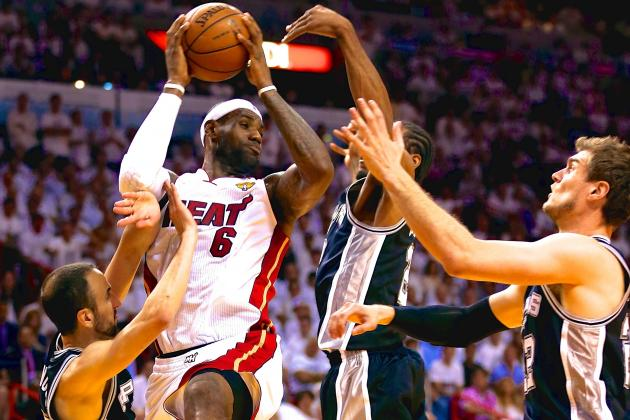 How San Antonio Spurs Should Defend Miami Heat Offense