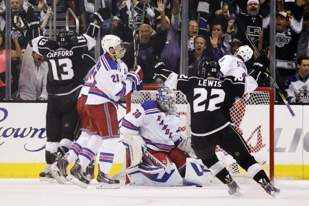 Stanley Cup Final 2014: Early Predictions for Rangers vs. Kings Game 2