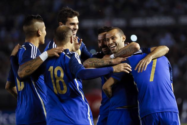 Argentina vs. Slovenia: Date, Time, Live Stream, TV Info and Preview