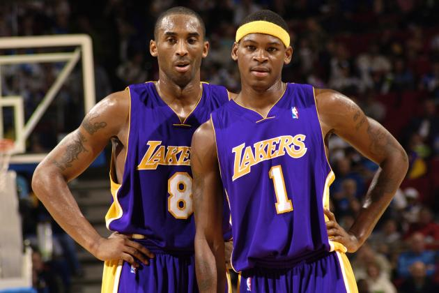 Smush Parker: Kobe Bryant Told Me Not to Talk to Him in Practice
