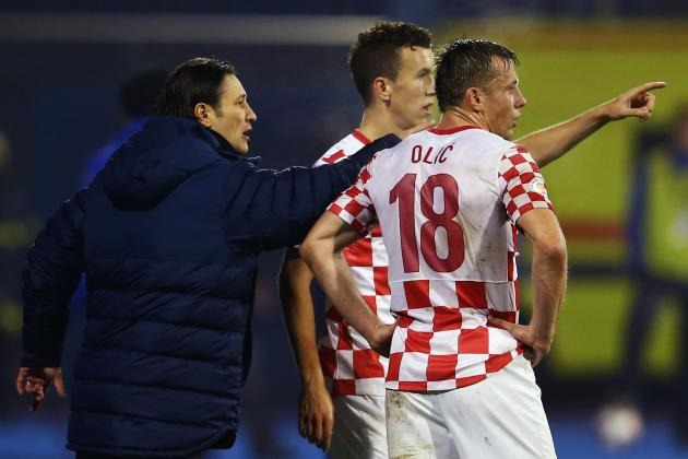 Australia to Provide Croatia Coach Niko Kovac with Answers