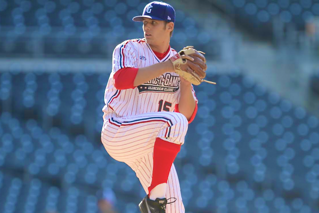 Brady Aiken: Inside the Making of a 'Can't Miss' MLB Draft Prospect