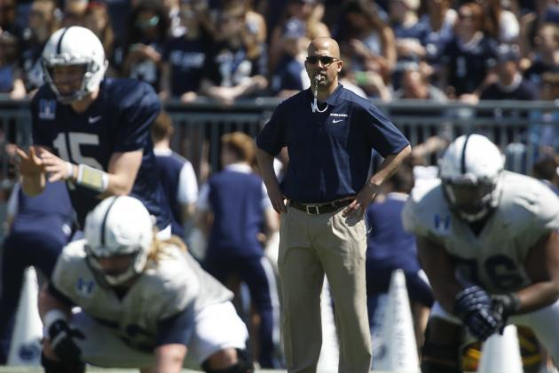 Penn State Football: Don't Confuse Recruiting Hype with on-Field Expectations