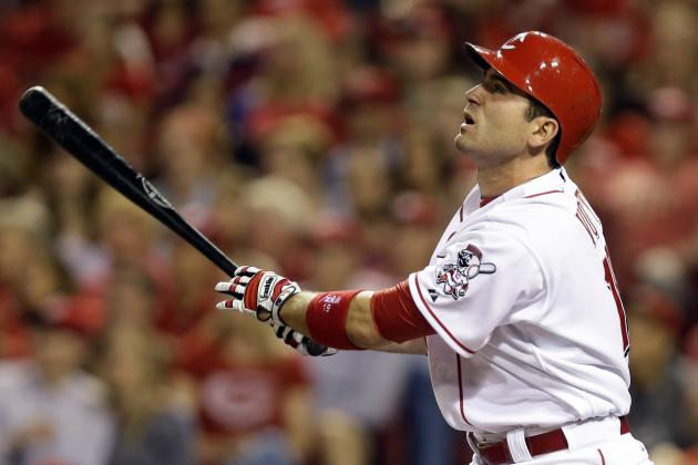 Cincinnati Reds and the Tangible Joey Votto Effect