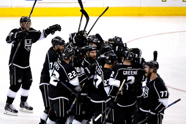 Stanley Cup 2014: TV Schedule, Live Stream and Odds for Rangers vs. Kings Game 2