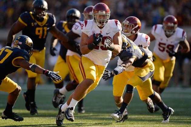 Ex-USC RB Ty Isaac Tweets He Will Transfer to Michigan