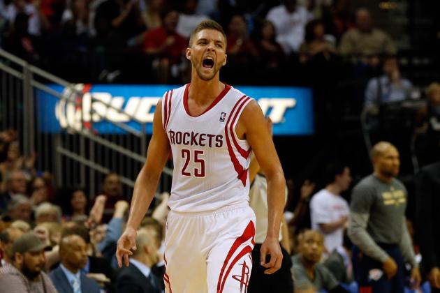 Is Chandler Parsons the Ideal Trade Chip to Dangle in Kevin Love Deal?