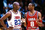Kobe and MJ Have Private Steak Dinner