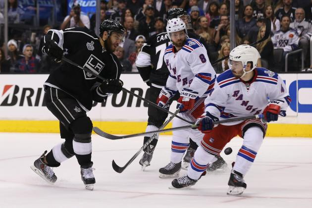 Stanley Cup Playoffs 2014: NHL Final Schedule, TV Info for Rangers vs. Kings