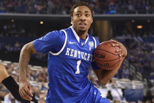 James Young NBA Draft 2014: Highlights, Scouting Report for Celtics Rookie