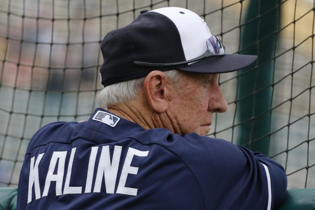 Hall of Famer Al Kaline Reflects on Being a Bonus Baby, Upcoming MLB Draft