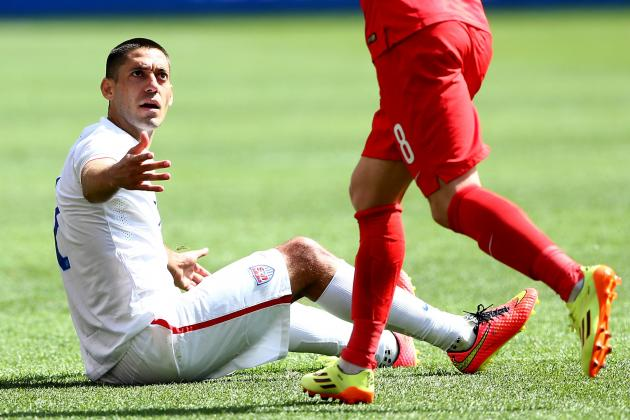 Clint Dempsey Inspires Belief as U.S. Enters World Cup