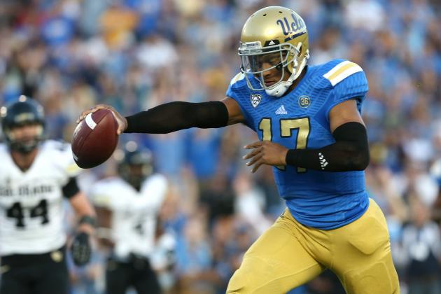 UCLA Football: Bruins' Path to Beat the Vegas Odds and Make the Playoffs