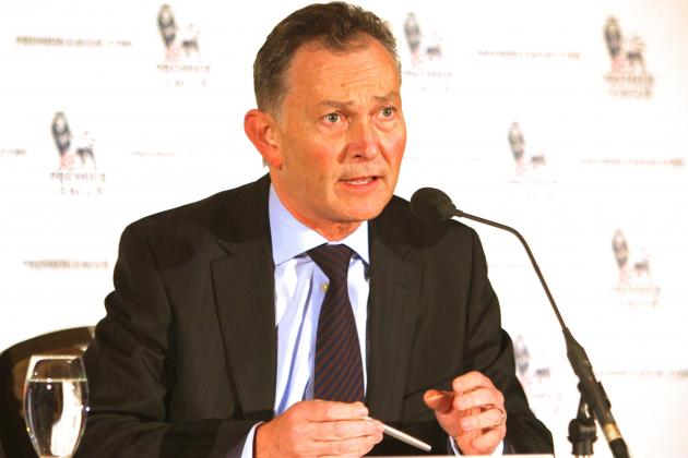 Premier League CEO Richard Scudamore to Undergo Heart Surgery