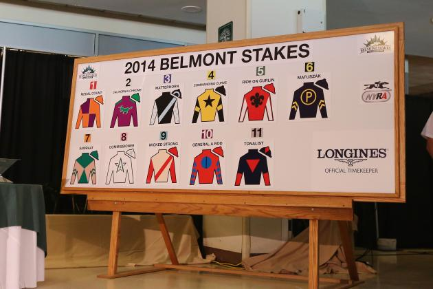 California Chrome Triple Crown 2014: Dangerous Long Shots in Belmont Field