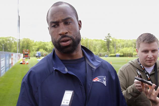 Vince Wilfork Extends Workout, Brandon Browner Intercepts Tom Brady