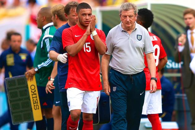 Alex Oxlade-Chamberlain Injury: Updates on Arsenal Star's Status and Return
