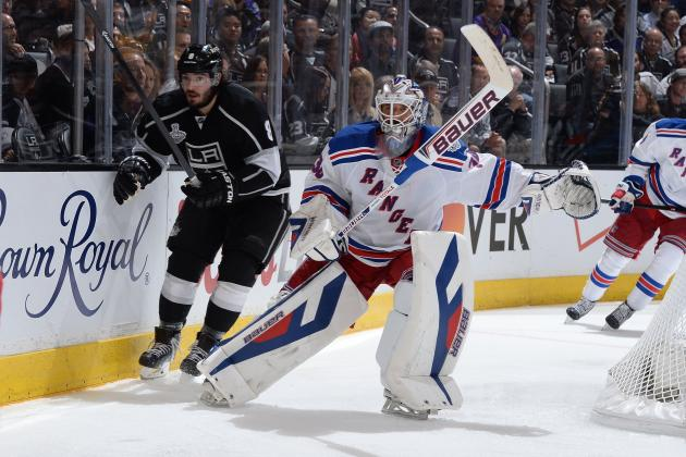 Rangers vs. Kings: Latest Schedule, Odds for 2014 NHL Stanley Cup Final