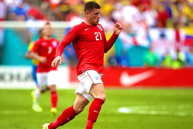 Why England Would Be Wrong to Start Ross Barkley, Despite Impressing vs. Ecuador