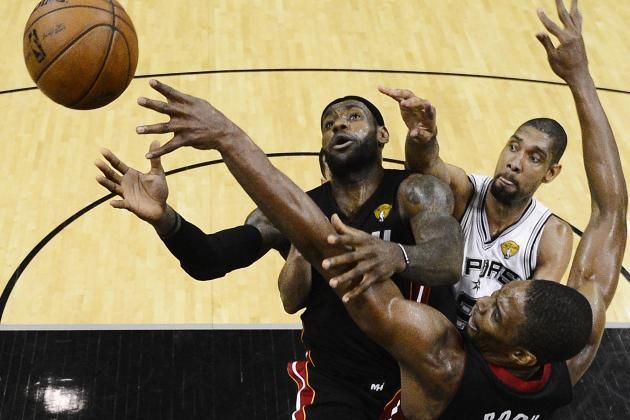 NBA Finals Offers Rare Look at Duel Among Some of NBA's All-Time Greats