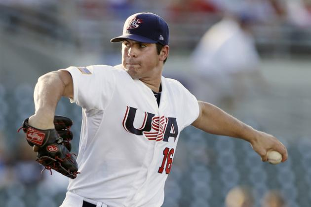 MLB Draft Order 2014: Complete List of Selections for Day 1