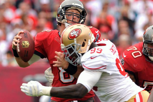 Mike Glennon Won't Win the Starting Job for the Buccaneers