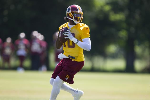 Suddenly, There Are Plenty of Reasons for the Redskins to Be Optimistic
