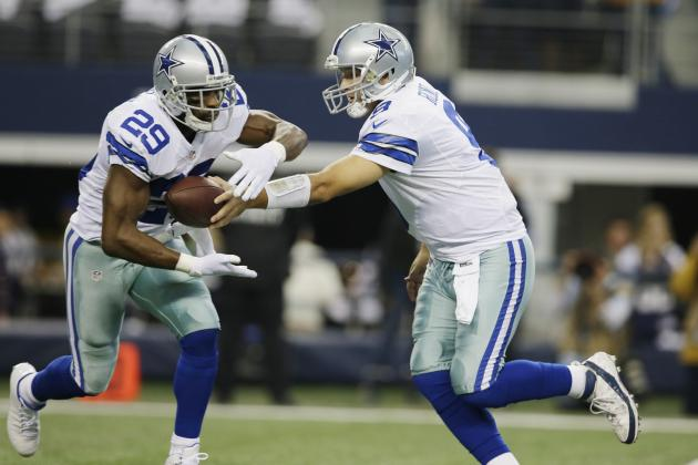 Dallas Cowboys: Creating the Blueprint for Optimal Offense in 2014