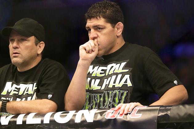 Nick Diaz Will Reportedly Fight Anderson Silva If the Money's Right