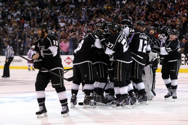 Why the Los Angeles Kings' Sloppy Game 1 Was a True Win-Win Performance