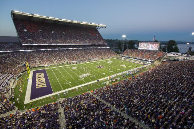 Huskies Third in Pac-12 with $85 Million in Revenue for 2013