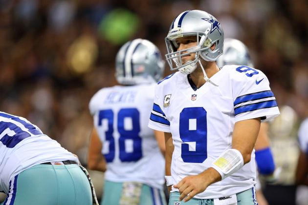 Second-Guessing Tony Romo's Contract