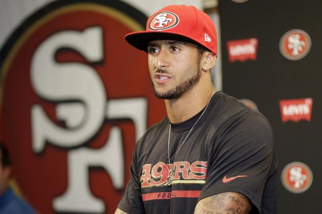 Colin Kaepernick's Extension Is a Steal for the San Francisco 49ers